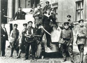 1918 soldados revolucionarios
