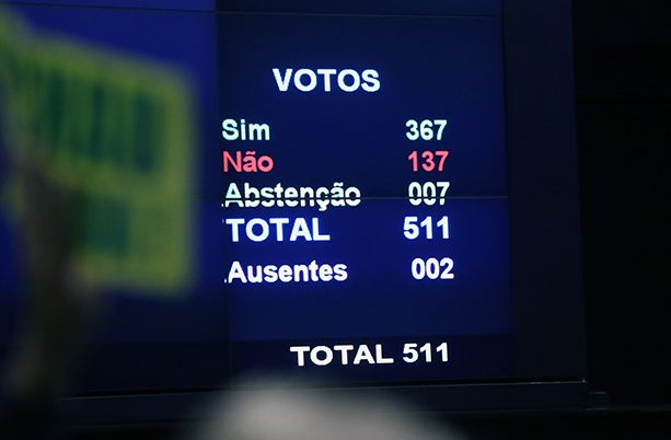 Votación Impeachment
