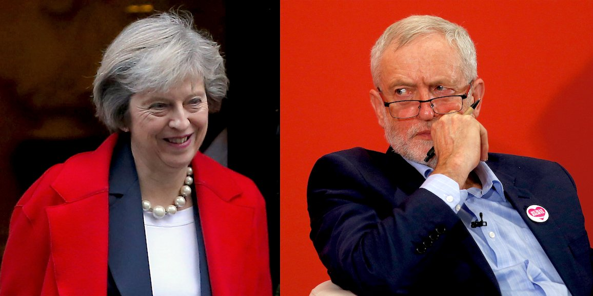 theresa may has ruled out taking part in any televised general election debates but that wont deter the broadcasters
