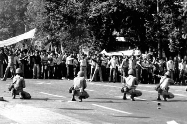 Revolución iraní (fu)