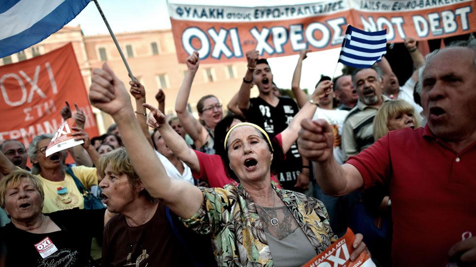 Grecia oxi