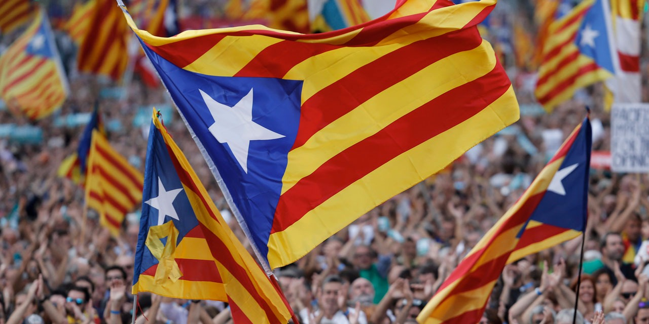 La Catalogne au bord de la declaration d independance