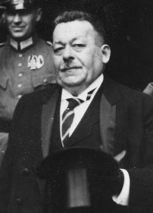 SPD Friedrich Ebert