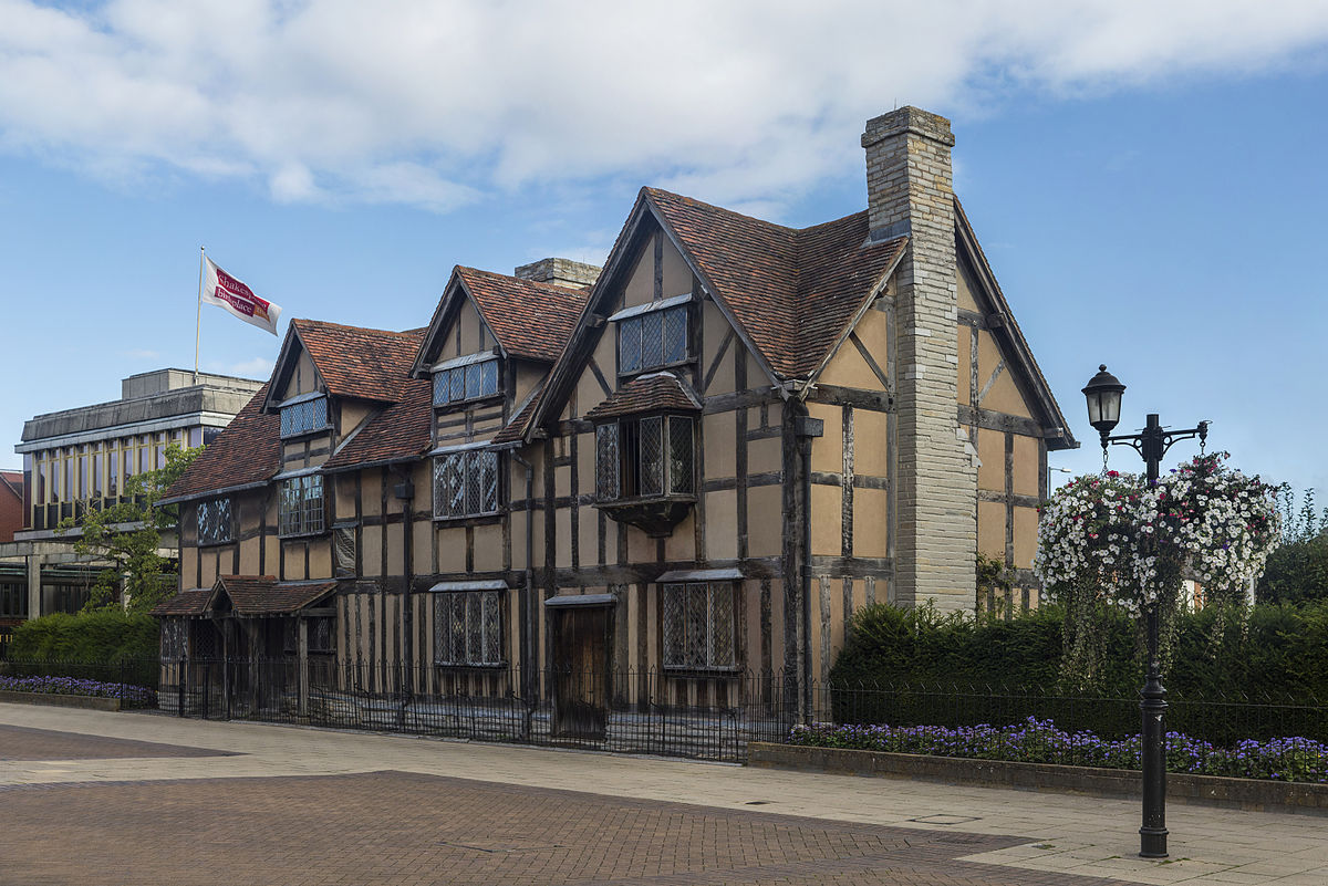 Shakespeares Birthplace By Diliff CC BY SA 3.0