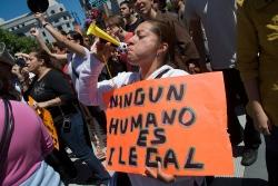 ningún humano es ilegal