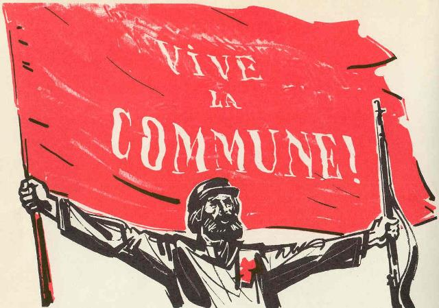 Imagini pentru la comuna de paris 18 de marzo 150 aniversario