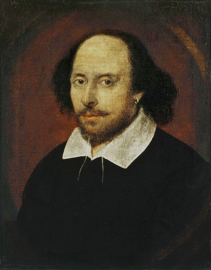 Shakespeare Public Domain